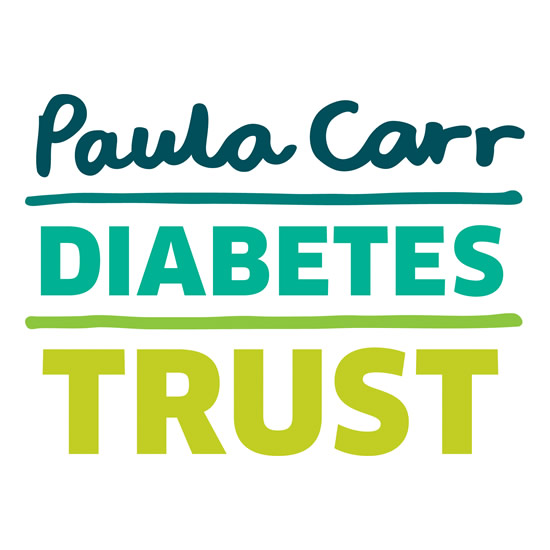 The Paula Carr Diabetes Trust Logo